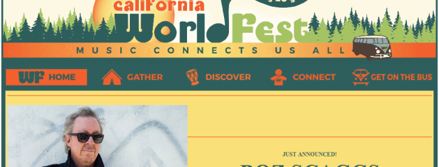 Boz Scaggs Performs at California WorldFest 2016